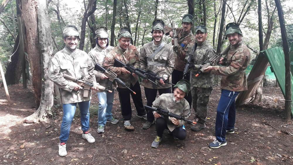 2 colpi nel bosco - 4 5